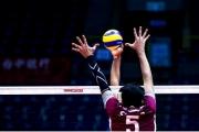 والیبالیستهای گلستانی در قطر پنجم شدند