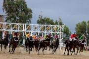 هفته سوم کورس اسبدوانی تابستانه بندرترکمن برگزار شد