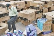 رشد 84 درصدی کشفیات قاچاق نیروی انتظامی در استان گلستان